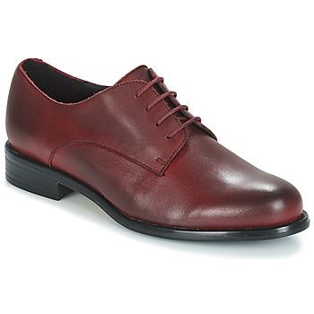 Sapatos Mulher Sapatos André LOUKOUM Vermelho