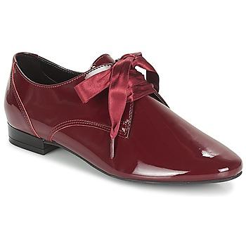 Sapatos Mulher Sapatos André GOURMANDISE Bordô