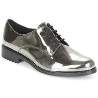 Sapatos Mulher Sapatos André LOUKOUM Prata