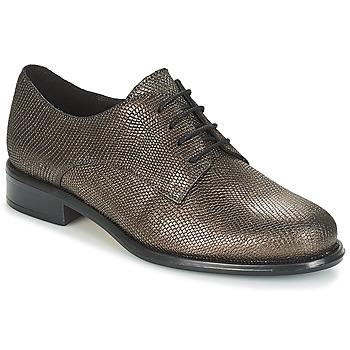 Sapatos Mulher Sapatos André LOUKOUM Bronze