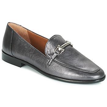 Sapatos Mulher Mocassins André FLAVIGNY Prata