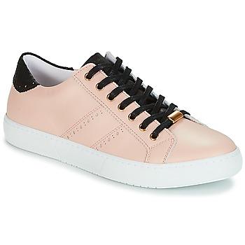Sapatos Mulher Sapatilhas André BERKELEY Bege