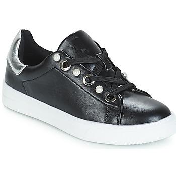 Sapatos Mulher Sapatilhas André TIMORE Preto