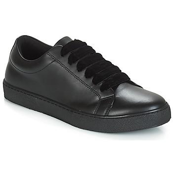 Sapatos Mulher Sapatilhas André THI Preto