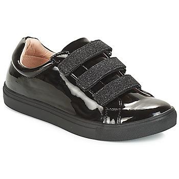 Sapatos Mulher Sapatilhas André THYMUS Preto