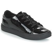 Sapatos Mulher Sapatilhas André AGARI Preto