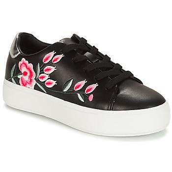 Sapatos Mulher Sapatilhas André ALGINA Preto