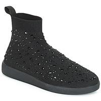 Sapatos Mulher Sapatilhas de cano-alto André TINTA Preto