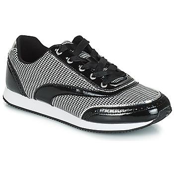 Sapatos Mulher Sapatilhas André ACCOT Preto