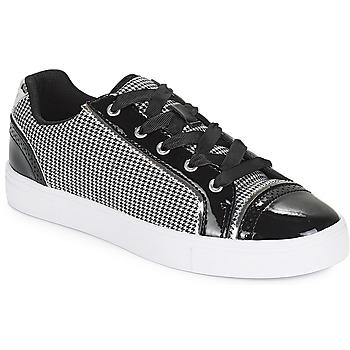 Sapatos Mulher Sapatilhas André ALCALIE Preto