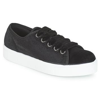 Sapatos Mulher Sapatilhas André TAMMY Preto