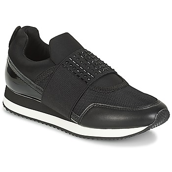 Sapatos Mulher Sapatilhas André TIMI Preto
