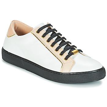 Sapatos Mulher Sapatilhas André BERKELITA Branco