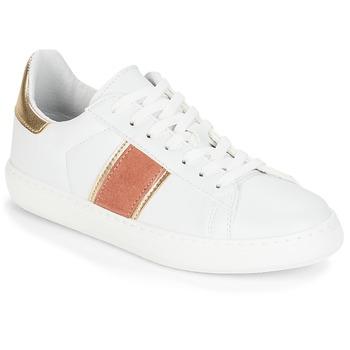 Sapatos Mulher Sapatilhas André FRISBEE Branco