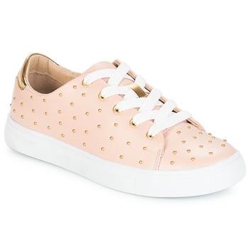 Sapatos Mulher Sapatilhas André ARDY Rosa