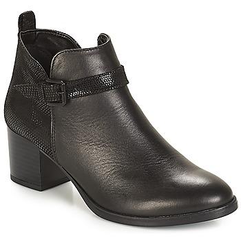 Sapatos Mulher Botas baixas André PATTY 3 Preto