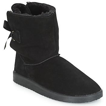 Sapatos Mulher Botas baixas André TOUDOU Preto