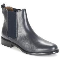 Sapatos Mulher Botas baixas André CARAMEL Azul