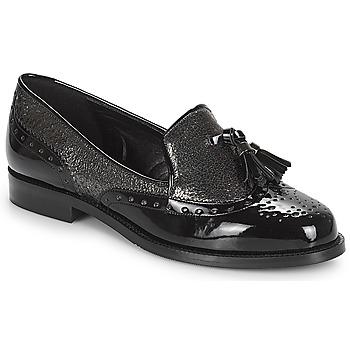 Sapatos Mulher Mocassins André PELICAN Preto