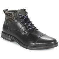 Sapatos Homem Botas baixas André VERON Preto