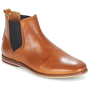 Sapatos Homem Botas baixas André HOVEL Castanho