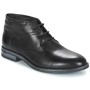 Sapatos Homem Botas baixas André PRATO Preto