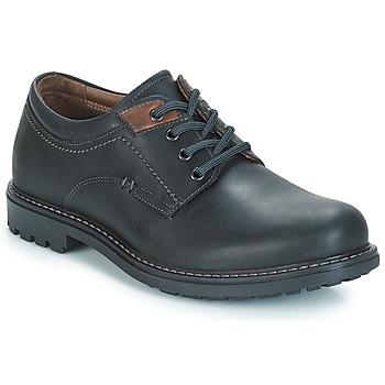 Sapatos Homem Sapatos André BOULON Preto