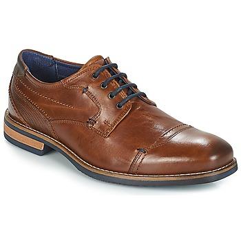 Sapatos Homem Sapatos André BLAISE Castanho