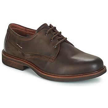 Sapatos Homem Sapatos André TIVOLI Castanho