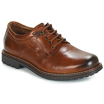 Sapatos Homem Sapatos André BOULON Castanho