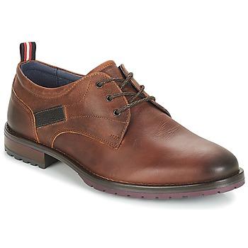 Sapatos Homem Sapatos André MAURI Castanho