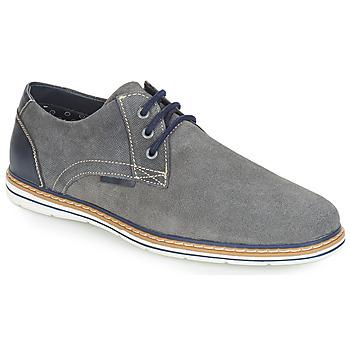 Sapatos Homem Sapatos André MARIO Cinza