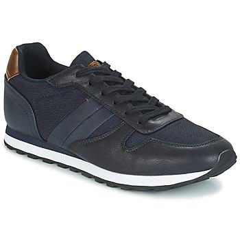Sapatos Homem Sapatilhas André COURSE Marinho