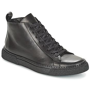Sapatos Homem Sapatilhas de cano-alto André RADAR Preto
