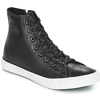 Sapatos Homem Sapatilhas de cano-alto André CONCERT Preto