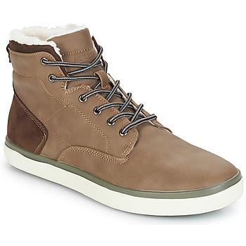 Sapatos Homem Sapatilhas de cano-alto André INUIT Castanho