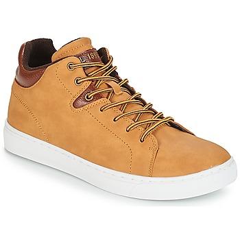 Sapatos Homem Sapatilhas de cano-alto André SPORTIF Castanho