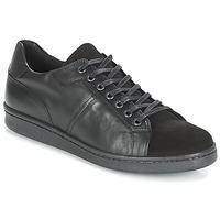 Sapatos Homem Sapatilhas André AURELIEN Preto