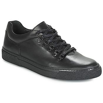 Sapatos Homem Sapatilhas André RIAD Preto