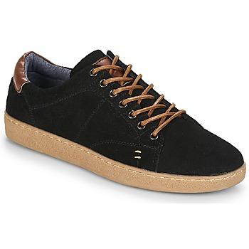 Sapatos Homem Sapatilhas André LENNO Preto
