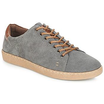 Sapatos Homem Sapatilhas André LENNO Cinza