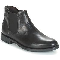 Sapatos Homem Botas baixas André VALOREILLE Preto