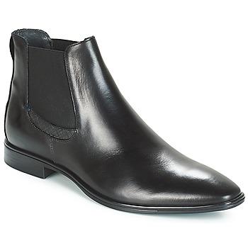Sapatos Homem Botas baixas André ETNA Preto