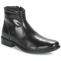 Sapatos Homem Botas baixas André BOULE Preto