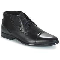 Sapatos Homem Botas baixas André MARCO Preto