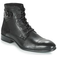 Sapatos Homem Botas baixas André PHILIPPE Preto