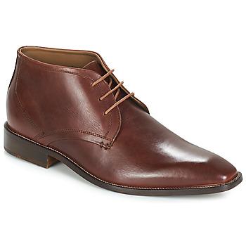 Sapatos Homem Richelieu André PIO Castanho