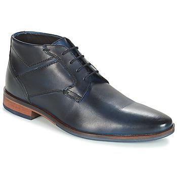 Sapatos Homem Botas baixas André PILOTE Azul