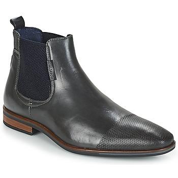 Sapatos Homem Botas baixas André PLEO Cinza