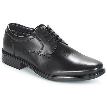 Sapatos Homem Sapatos André BULLDOG Preto